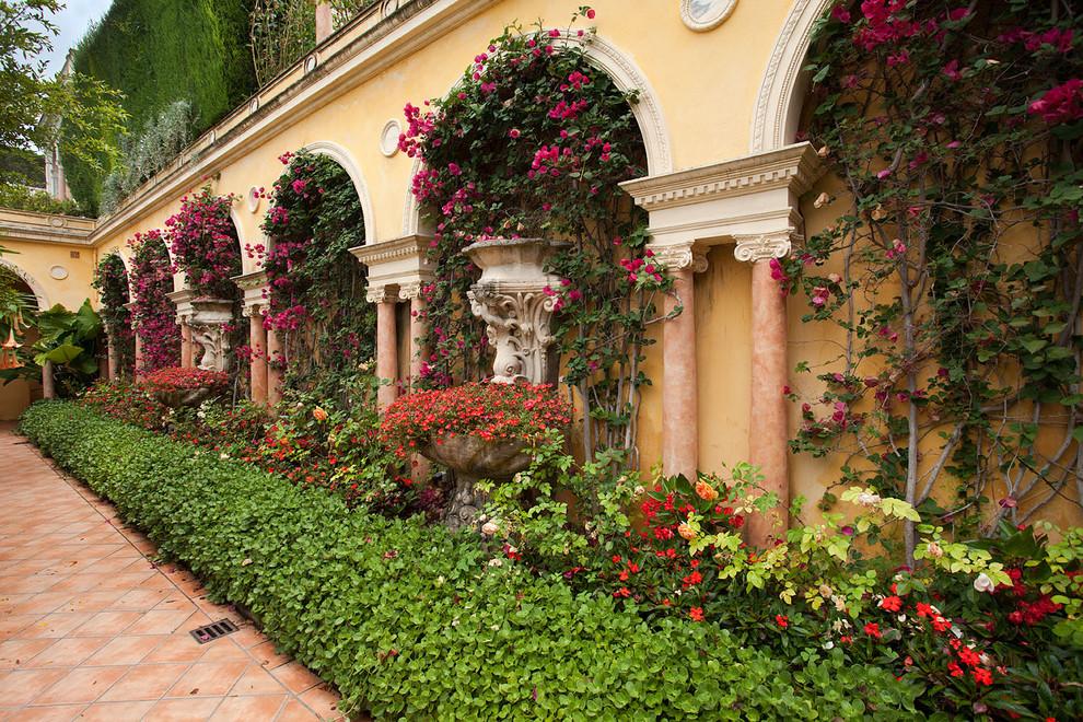 The Spanish Garden Villa Ephrussi De Rothschild France